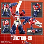 Fansproject Function X9 Positum SGTCC Exclusive Sold Out!