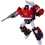 Takara MP-12+ Masterpiece Sideswipe with Collector Coin