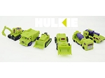 DX9 War in Pocket X07-X12 Hulkie Pre-order