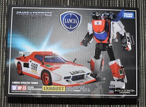 Takara MP-23 Masterpiece Exhaust